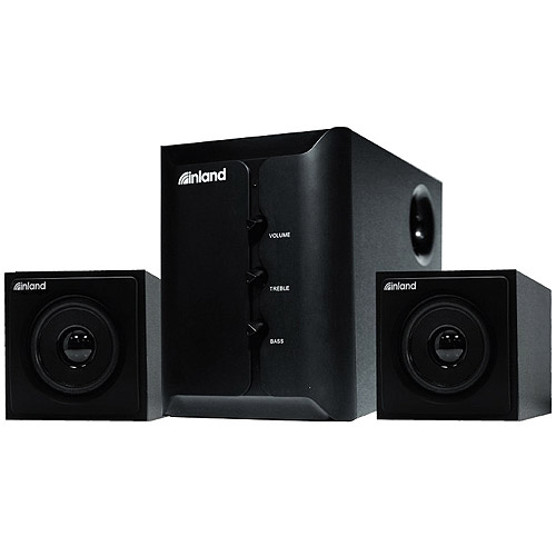 Inland 2.1 Mini Type Home Theater series Speaker System