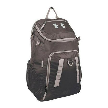 Under Armour Water Resistant Undeniable Baseball Softball Gear Bat Pack, Black Gear Sale Baseball