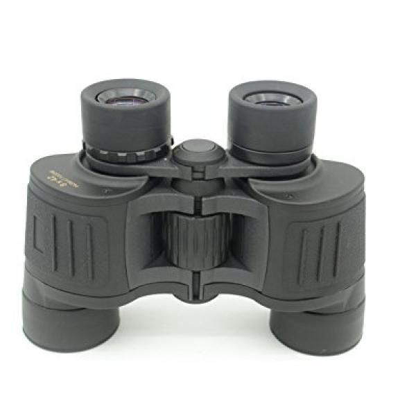 AWOEZ Waterproof Water Resistant Handheld 8x42 Low-light-...