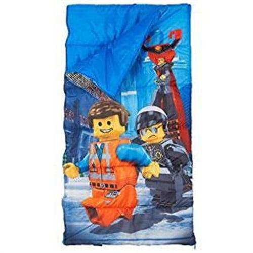 Lego Movie Emmet Chase Slumber Bag by Franco MFG