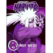 Naruto Uncut Box Set, Vol. 8 (Special Edition) by Viz Media