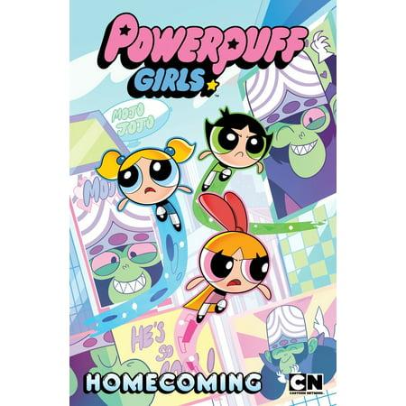 Powerpuff Girls: Homecoming](Powerpuff Girls Eyes)