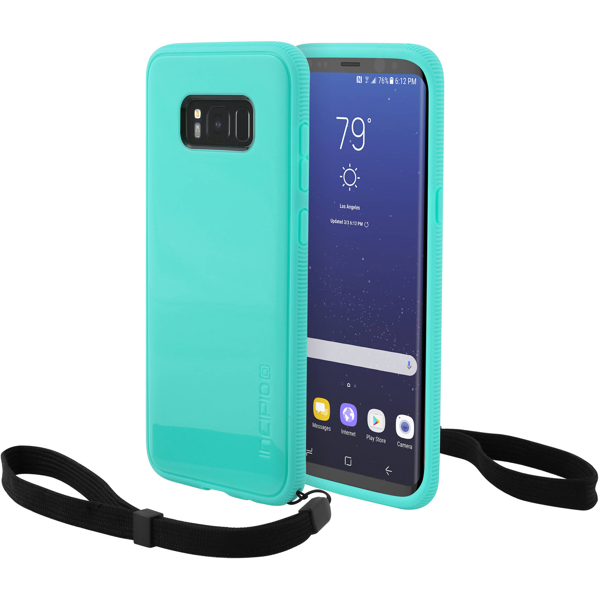 Incipio IControl Case for Samsung Galazy S8+