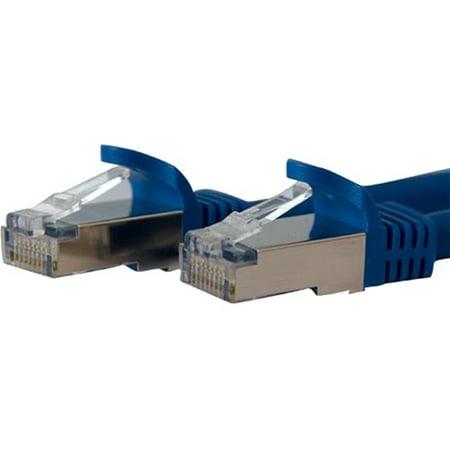 StarTech 3ft Cat6a Shielded STP Snagless Ethernet Patch Cable -