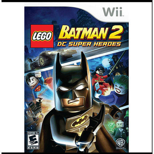 Lego Batman 2 Super Hero  (Wii) - Pre-Owned