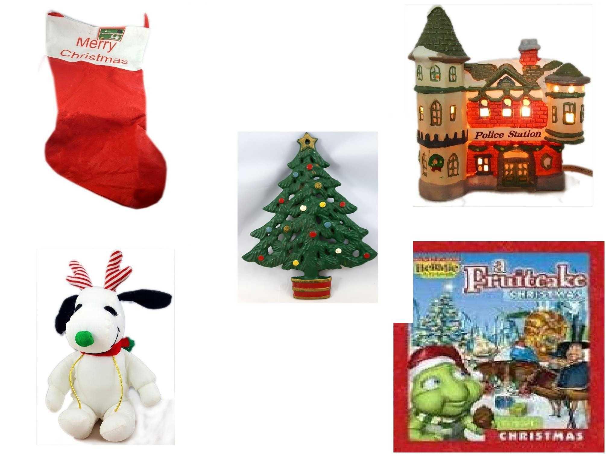Christmas Fun Gift Bundle [5 Piece] - Jumbo \