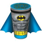 DC Comics Batman Character Chest Molded Ceramic Caped Pint