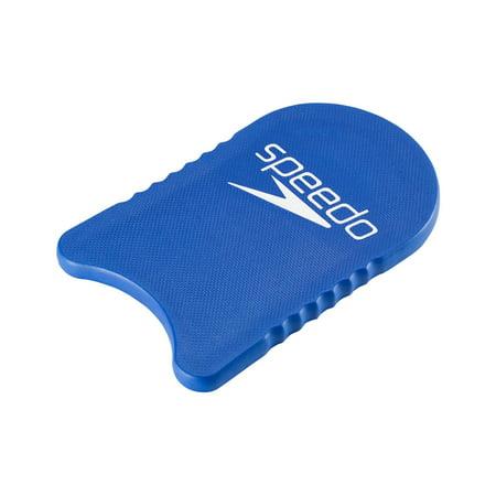Speedo Team Lightweight Foam Swim Swimming Pool Kickboard Training Board, Blue