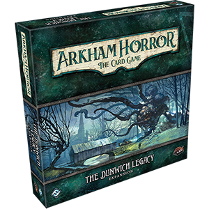 Arkham Horror: The Dunwich Legacy Deluxe - Causality Halloween Horror Game