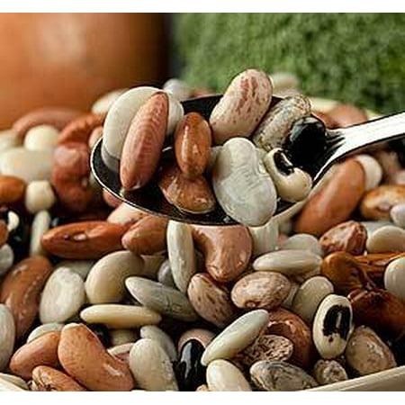 Weaver's Country Market Seven Bean Mix (25 lb Bag) 2.5 Lb Whole Beans