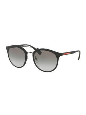 726cbbb011 Product Image PRADA SPORT Sunglasses PS04RS DG00A7 Black Rubber 54MM