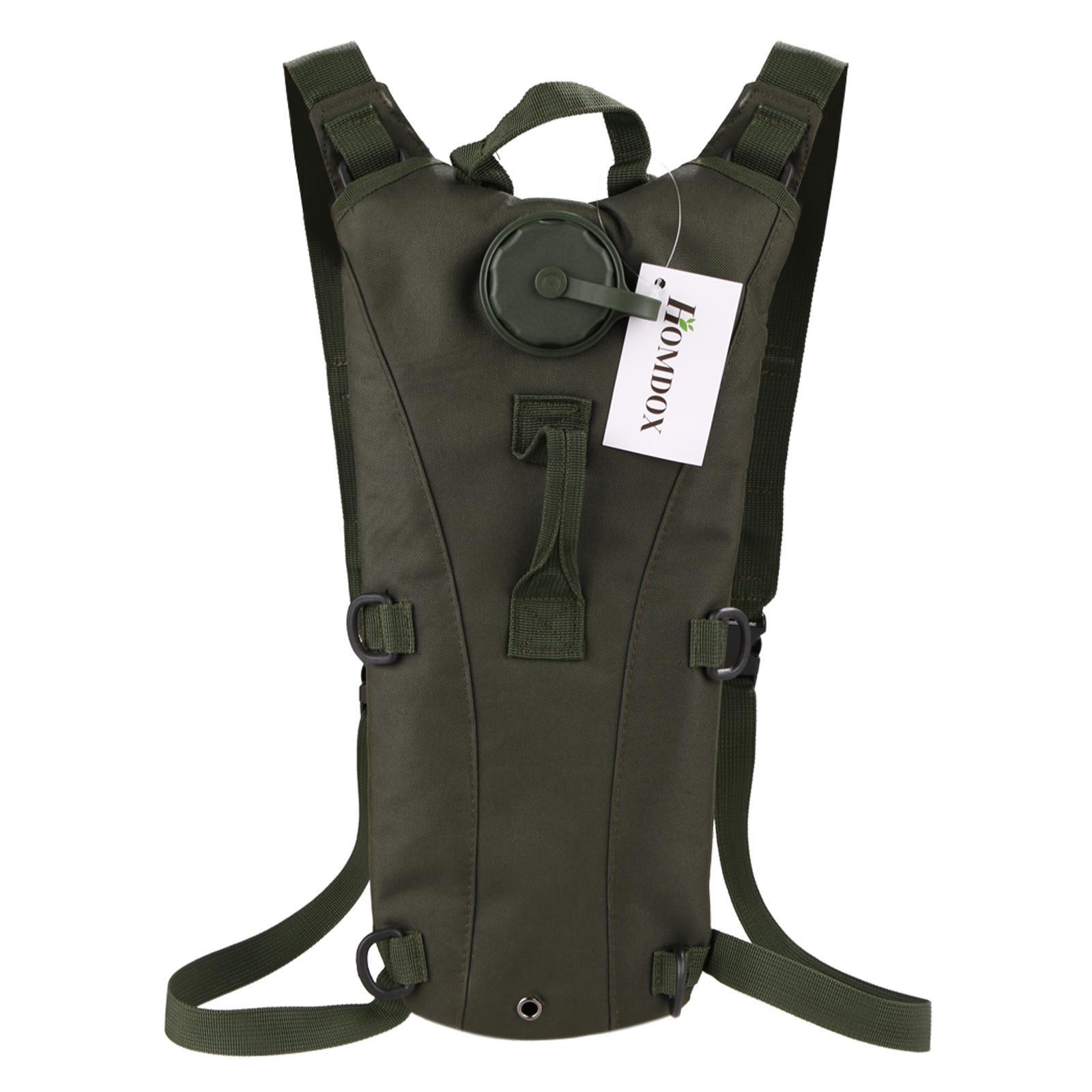 Kimimart Camelback Bladder, 3.0L Outdoor Travel Water Bladder Bag Backpack Hydration Packs by