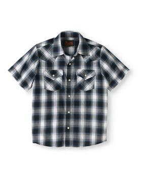fccb4e1e1 Product Image Boys' Short-Sleeve Western Shirt