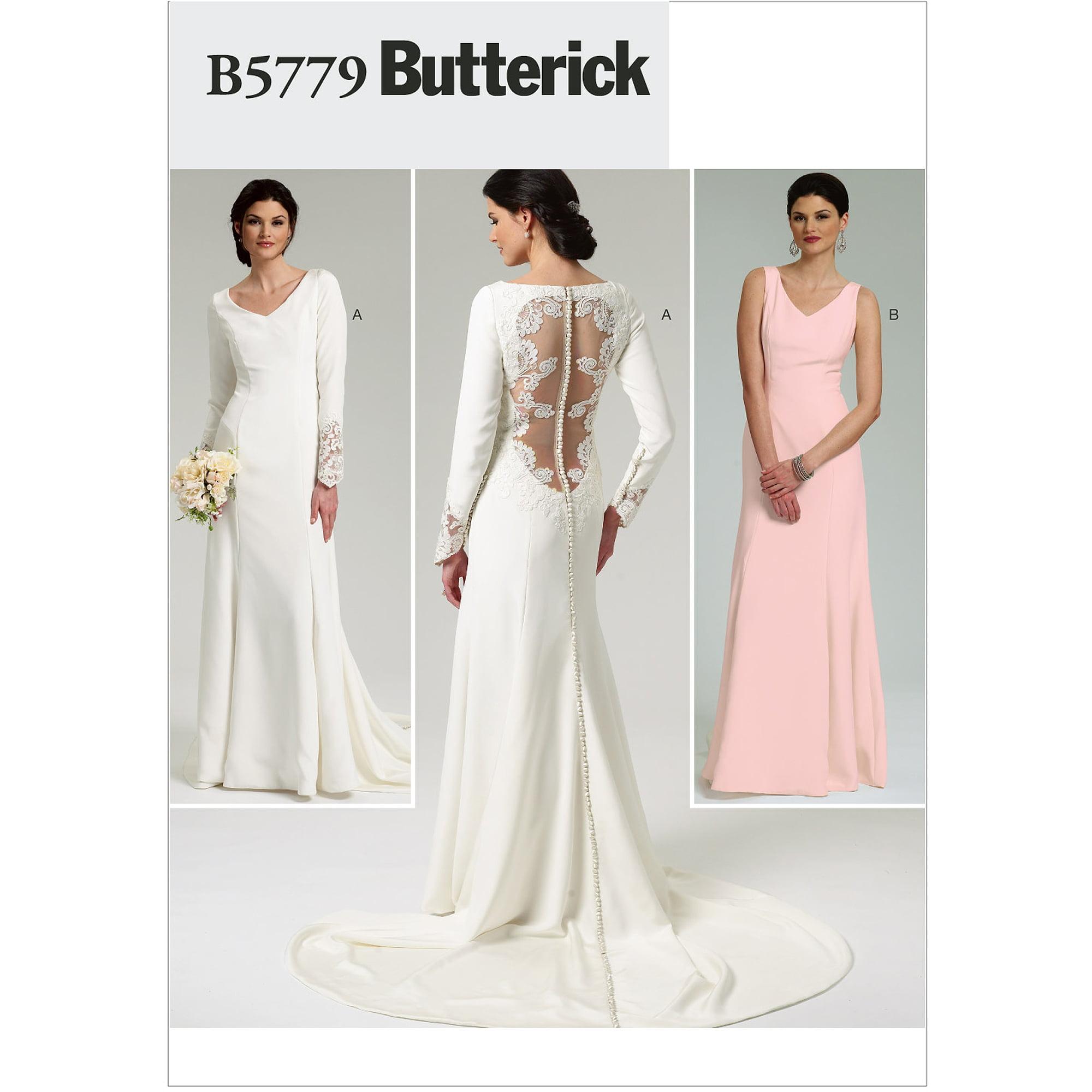 Misses' Dress-AX5 (4-6-8-10-12)