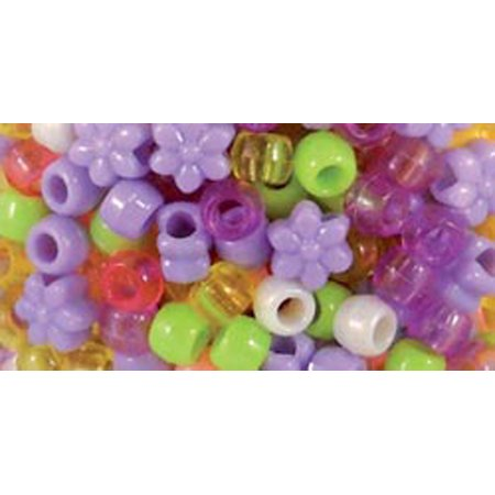 Sulyn Clubhouse Crafts Bead Mix Princess Multi Colored Walmartcom