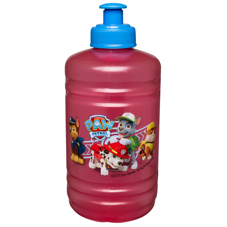 Nick Jr. Paw Patrol Water Bottles