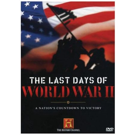 The Last Days Of World War II (DVD)