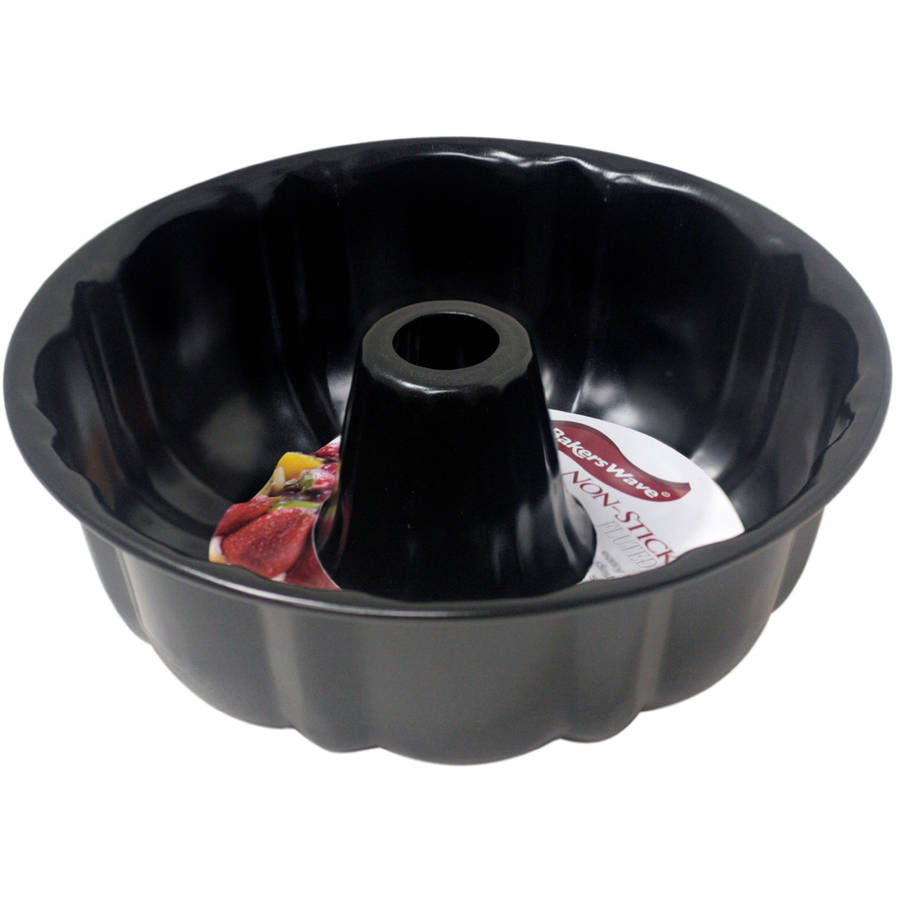 Fluted Cake Pan, Non-Stick by 112321:HDS Trading