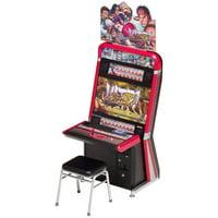 Ultra Street Fighter IV Vewlix Cabinet Arcade Machine 1/12 Scale Model Kit