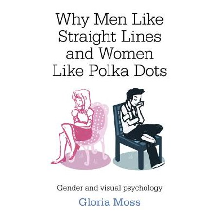 Why Men Like Straight Lines and Women Like Polka Dots -