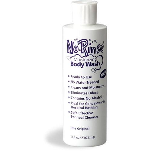 No-Rinse Shampoo 8 oz.
