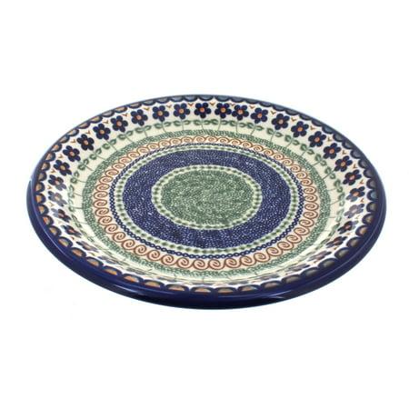 Polish Pottery Aztec Flower Dinner