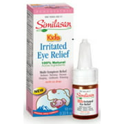 Similasan Kids Irritated Eye Relief Drops 10 mL (Pack of 2)