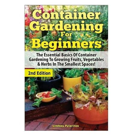 Vorio - Container gardening basics ...