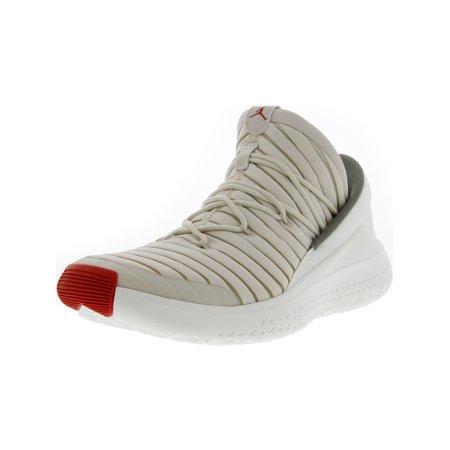 online retailer 9bfa5 9295b Nike Men s Jordan Flight Luxe Midnight Navy   White - Ankle-High Fabric  Basketball Shoe ...
