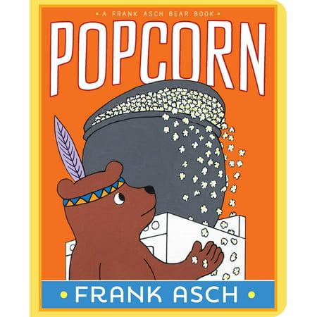 Halloween Name For Popcorn (Popcorn (Board Book))