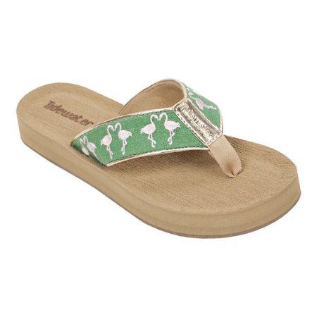 fd47cebc32857 Tidewater Sandals - Women s Tidewater Sandals Seabrook Flamingo Flip ...