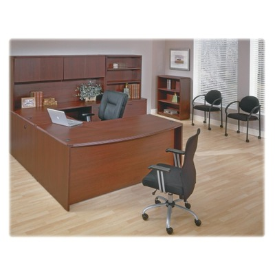 OSP Furniture Bow Desk Shell OSPNAP89CHY