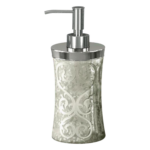 NU Steel Soap & Lotion Dispenser