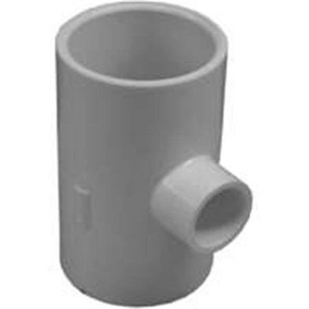31493 Slip Pvc Reducer Tee 1.5 x .5 In. - image 1 de 1