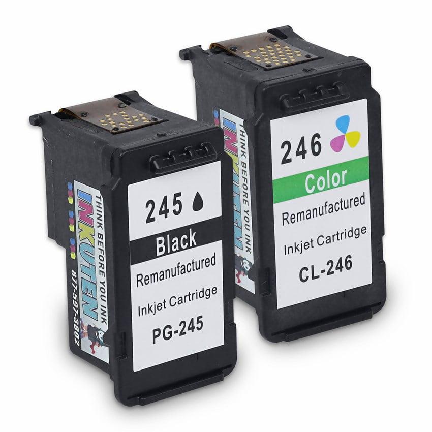 Canon Pixma Mg2520 Ink Cartridges Set Value Pack (Compatible)
