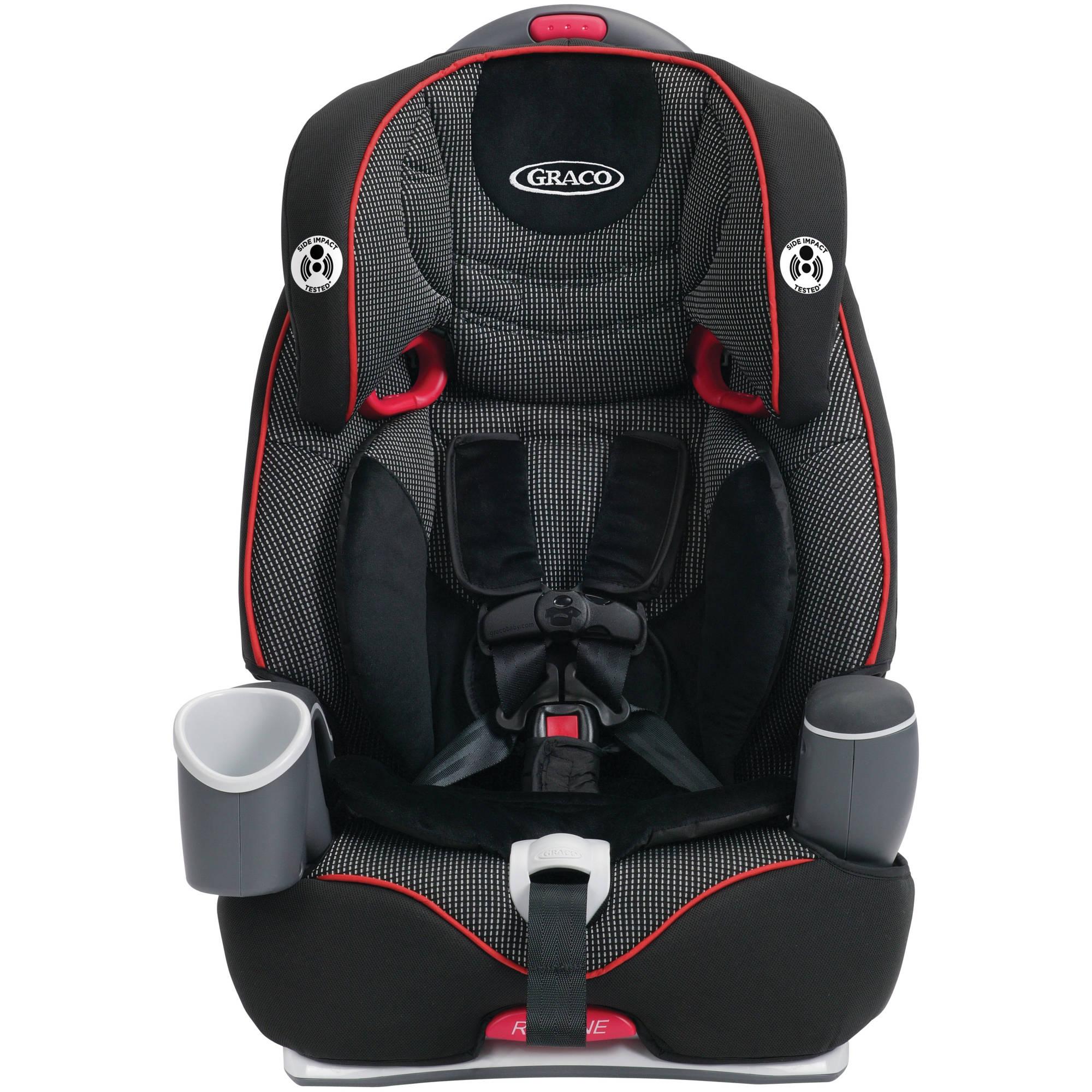 Graco nautilus 3 in 1 multi use car seat - Graco Nautilus 3 In 1 Multi Use Car Seat 2