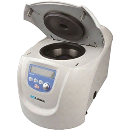 Scilogex Whisper Quiet Digital LCD Micro Centrifuge w/ 24 Place -