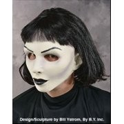 Hot Goth Adult Costume Mask One Size