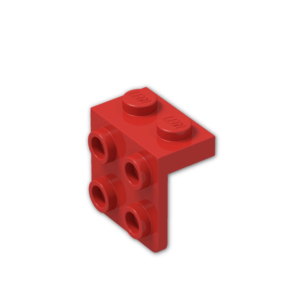 LEGO RED 1 X 2 X 5 BRICKS BUILDING BLOCKS PIECES