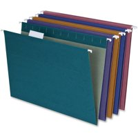 Pendaflex Reinforced Hanging File Folders, Assorted, 20 / Box (Quantity)