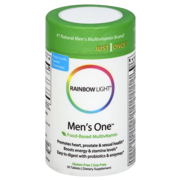 Rainbow Light Men's One™ Multivitamin 30 Tab
