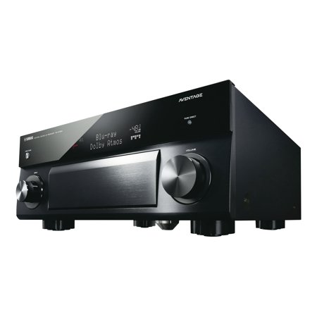 Yamaha AVENTAGE RX-A1060 - AV network receiver - 7.2 channel - 770 Watt (total) - black ()