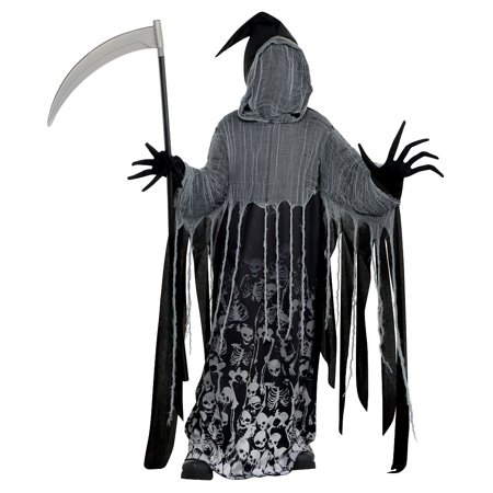 Shadow Creeper Child Costume - Large - Jeeper Creeper Costume