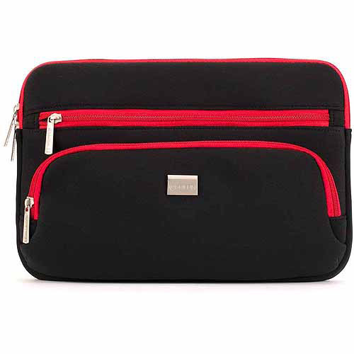 Griffin Griffin Zippered Carrying Case for Chromebooks and Macbook Air 11.6 Inch, Versatile Zippered Sleeve