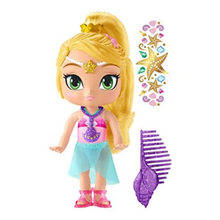 Fisher-Price Nickelodeon Shimmer & Shine, Genie Beach Leah (Pink Shimmer And Shine)