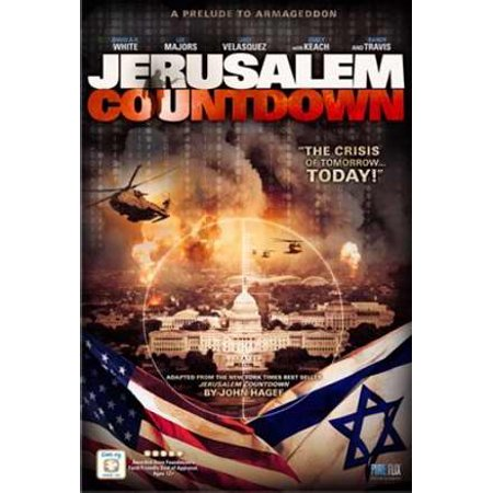 DVD-Jerusalem Countdown ()