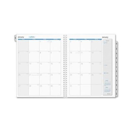 At-A-Glance Outlink Monthly Planner Refills AAG70201010