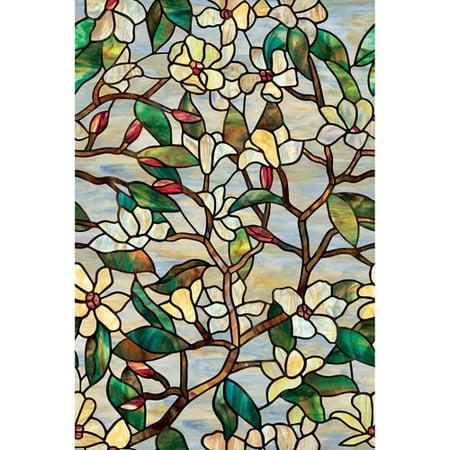 Artscape Magnolia Decorative Window Film