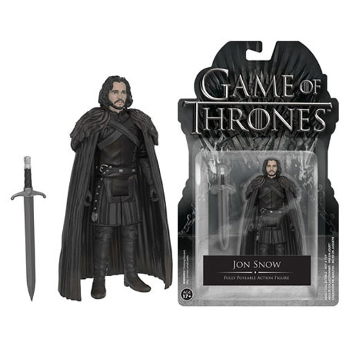 Funko Action Figure - Game of Thrones - JON SNOW