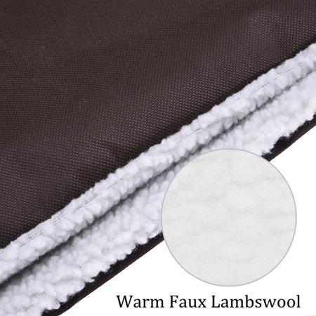 Pet Sleeping Bed Dog Cat Winter Warmer Mat Self Heating Pad Dog Bed Mattress Rug  - image 6 of 8